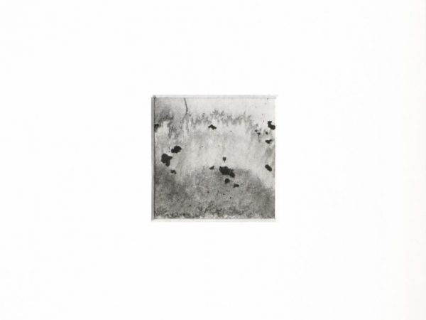 ink & water on paper - 4 x 4 cm - 2020