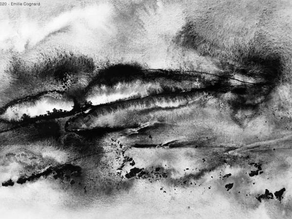 ink & water on paper - 21 x 29,7 cm - 2020