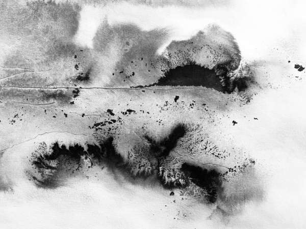 ink & water on paper - 17,5x 22,5 cm - 2020