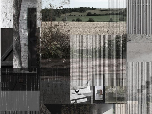 COLLAGE-HOUSE EXTENTION